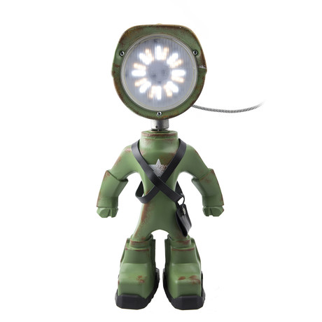 Lampster // Army (Green)