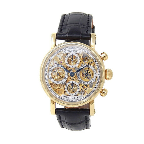 Chronoswiss Opus Chronograph Automatic // CH 7521 // Pre-Owned
