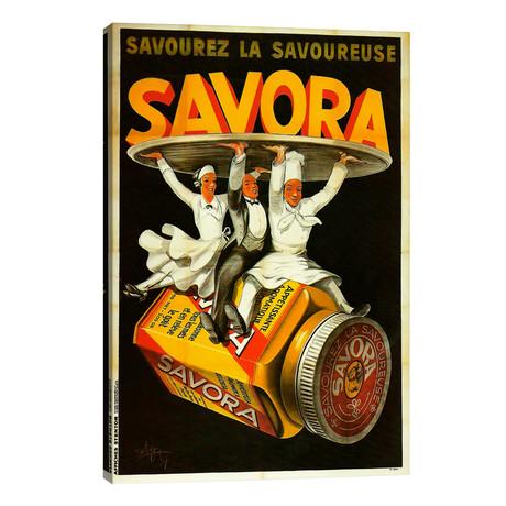Savora Waiters // Vintage Apple Collection