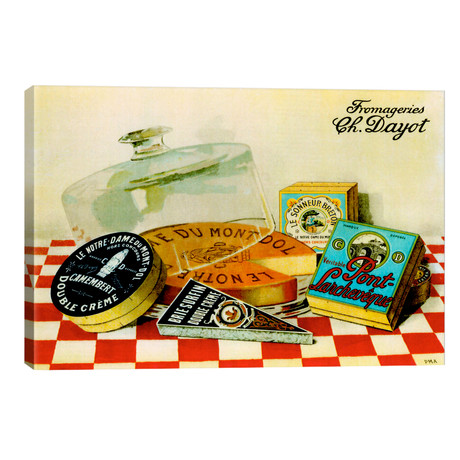 Vintage Cheese - Fromage // Vintage Apple Collection