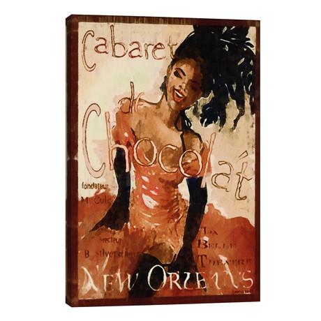 Cabaret Chocolate // Vintage Apple Collection