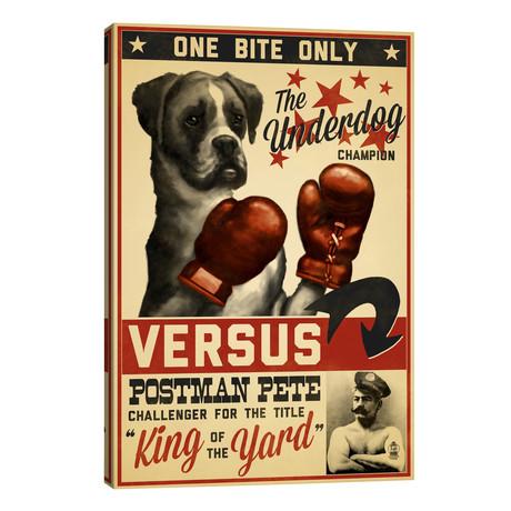 King Of The Yard Promotional Poster // Lantern Press