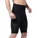 Men's Compression + Body-Support Underpants // Black (Small / Medium)