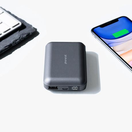 Energy Core LCD Type-C Battery Pack // Ultra // 10,000mAh