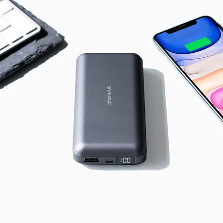 Energy Core LCD Type-C Battery Pack // Max // 20,000mAh