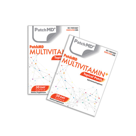 MultiPlus Topical Patch // 2 Pack