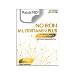 No Iron Multivitamin Plus Topical Patch // 2 Pack
