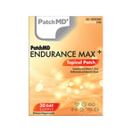 Endurance Max Plus Topical Patch // 2 Pack