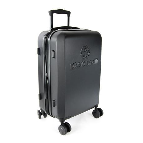 Classic Logo Carry-On Luggage // Black