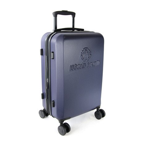 Classic Logo Carry-On Luggage // Navy