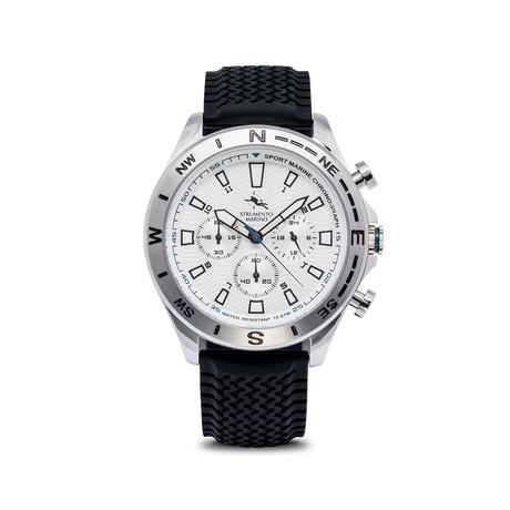 Strumento Marino Sport Marine Chronograph Quartz // SM123S/SS/BN/NR