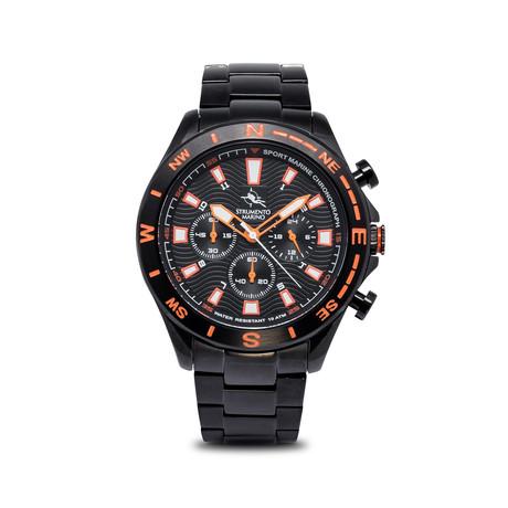 Strumento Marino Sport Marine Chronograph Quartz // SM123MB/BK/NR/AR