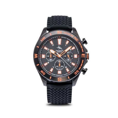 Strumento Marino Sport Marine Chronograph Quartz // SM123S/BK/NR/AR