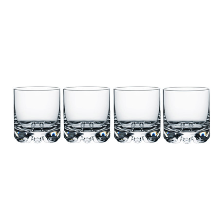 Erik Old Fashioned // Set of 4