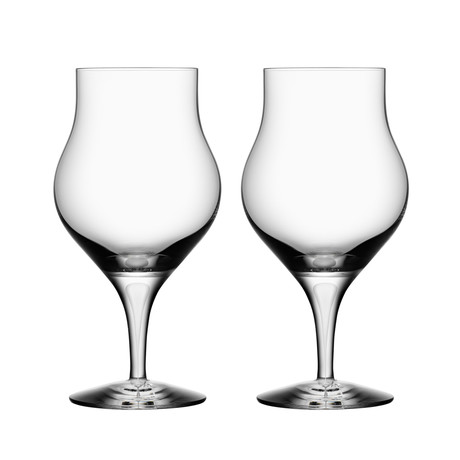Intermezzo Satin Snifter // Set of 2