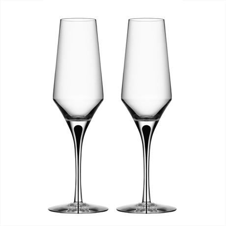 Metropol Champagne // Set of 2