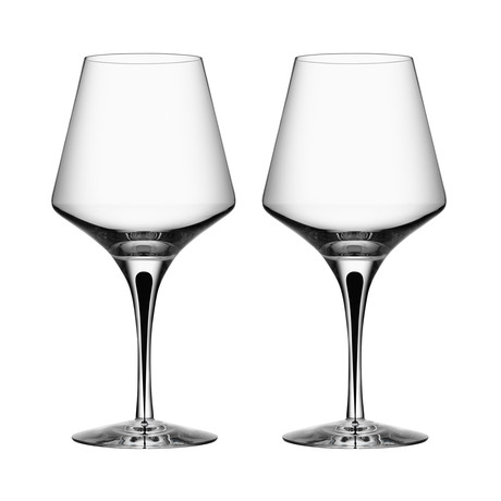 Metropol Red Wine // Set of 2