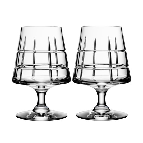Street Cognac Glass // Set of 2