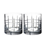 Street Double Old Fashioned // Set of 2