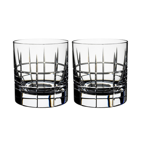 Street Whiskey Glass // Set of 2