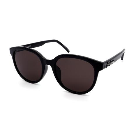 Women's SL317-F-001-55 Sunglasses // Black
