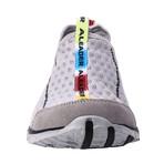 Men's XDrain Cruz 1.0 Water Shoes // Gray + Black (US: 10.5)