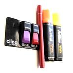 Cling NanoSTRIPS Home Pack // Set of 12 // Black