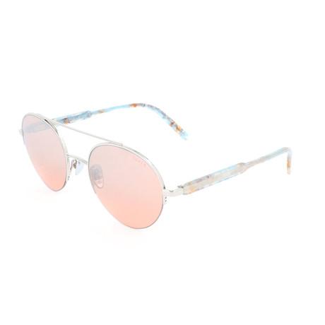 Men's Onice Sunglasses // Blue + Pink