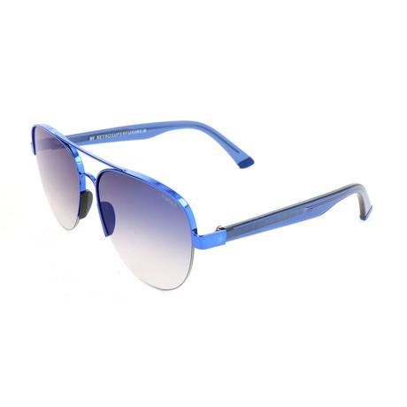 Men's Air Fideism Sunglasses // Blue