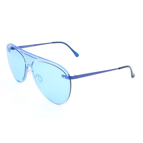 Men's Studio Celeste Sunglasses // Blue