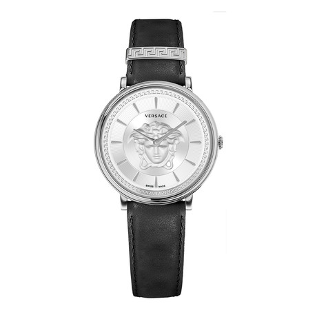 Versace Ladies V-Circle Medusa Swiss Quartz // VE8101719