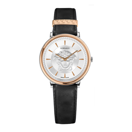 Versace Ladies V-Circle Medusa Swiss Quartz // VE8102919