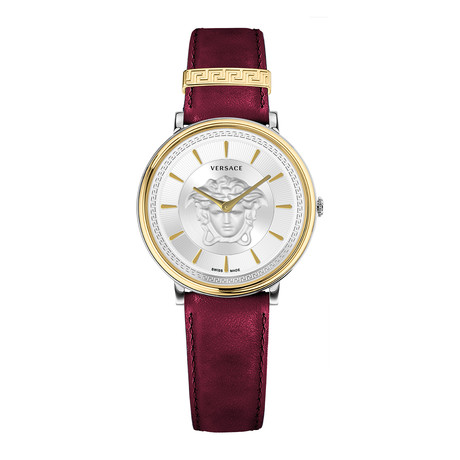 Versace Ladies V-Circle Medusa Swiss Quartz // VE8101819