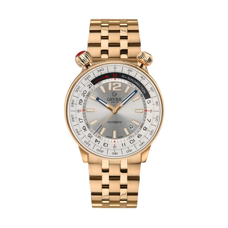 Gevril Wallabout Swiss Automatic // 48564