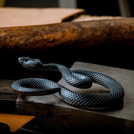 Silver Viper II // Pendant // Silver