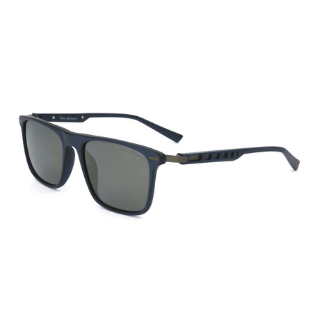 Men's TL911S S02 Polarized Sunglasses // Blue