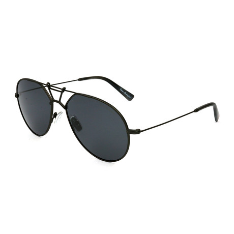 Men's TL910S S03 Polarized Sunglasses // Black