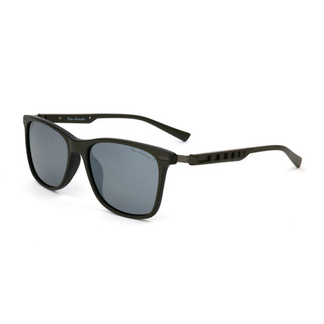 Men's TL309S S03 Polarized Sunglasses // Brown