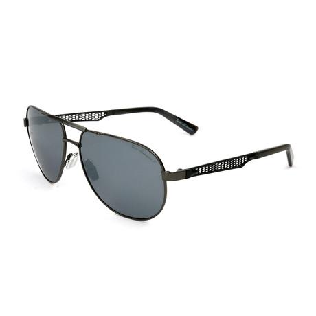 Men's TL330S S02 Polarized Sunglasses // Gunmetal