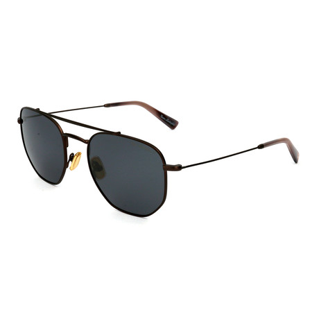 Men's TL331S S02 Polarized Sunglasses // Brown