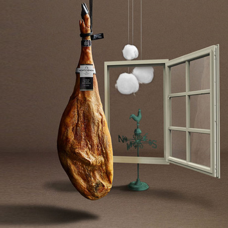 100% Acorn-Fed Iberico Ham