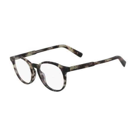 Ferragamo // Men's Optical Frames // Vintage Tortoise