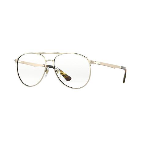 Men's Optical Frames // Gold