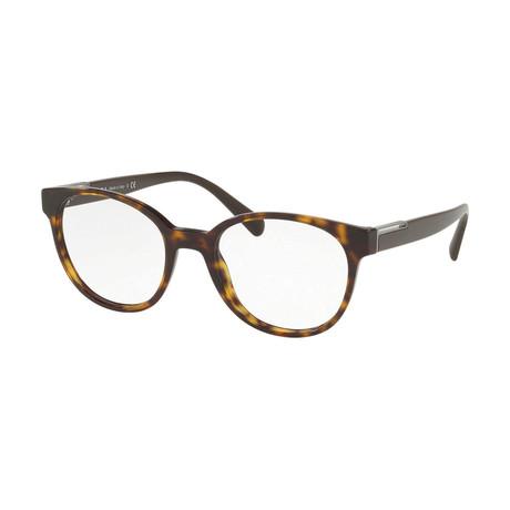 Prada // Men's Optical Frames // Havana