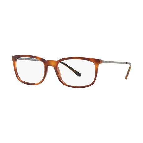 Burberry // Men's Optical Frames V1 // Havana