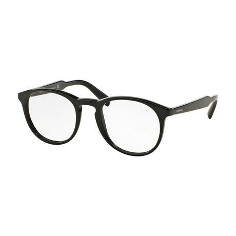 Prada // Men's Optical Frames // Black