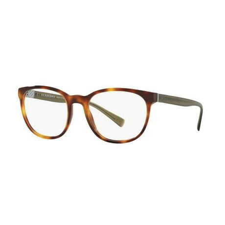 Burberry // Men's Optical Frames V2 // Havana