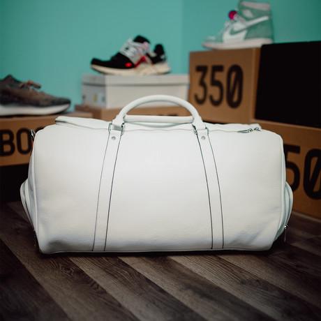 Duffle Bag // White