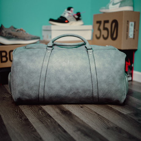 Duffle Bag // Gray