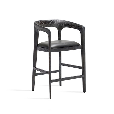 Kendra Counter Stool // Gray